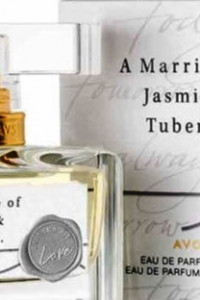 Elixirs of Love A Marriage of Jasmine Tuberose TTA Avon perfum...