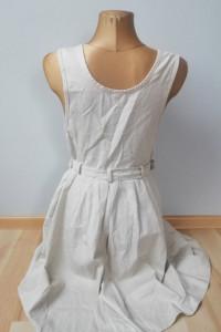Bawełniana sukienka Vintage rozmiar M