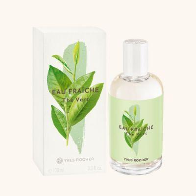 Perfumy Yves Rocher Zielona Herbata Eau Fraiche 100 ml