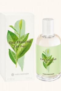 Yves Rocher Zielona Herbata Eau Fraiche 100 ml
