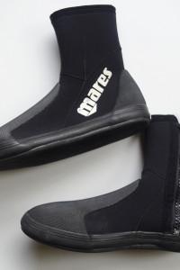 Buty Do Nurkowania Czarne Mares 265 cm 40 Morsowania