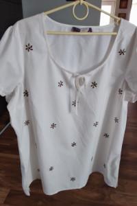 Nowa koszula mleczna roz 48...