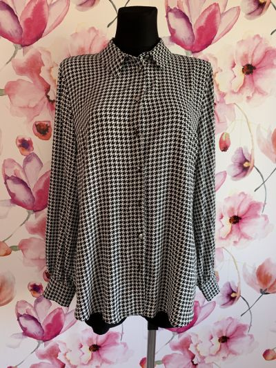 Koszule Dorothy perkins koszula modny wzór pepitka jak nowa 42