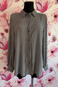 Dorothy perkins koszula modny wzór pepitka jak nowa 42...