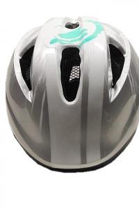 Rollerblade kask ochronny Zap Kid Helmet Silver r 52 do 56