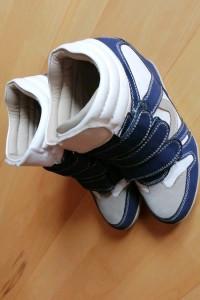 Buty Adidasy Sneakersy Damskie Blue White 37