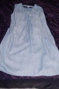 sukienka ciążowa H&M...