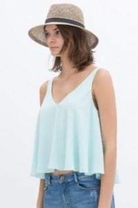 nowa zwiewna oversizowa bluzeczka Zara 40 L
