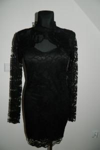 Missguided koronkowa sexy sukienka roz 38...