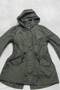 kurtka parka NEW LOOK 146 khaki...