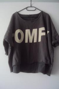 dreowa bluza oversize