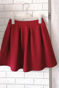 Spódnica red rozkloszowana...