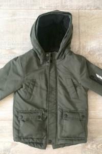 Ciepła zimowa kurtka rozmiar 104 ZIMA