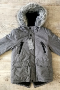 Ciepła zimowa kurtka rozmiar 116 ZIMA nowa z metką