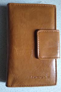 NICOLAS portfel damski brązowy wysyłka 0zł
