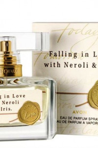 Elixirs of Love Falling Neroli Iris perfum 30 ml