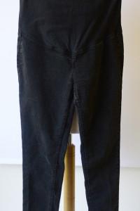 Spodnie Ciążowe Szare H&M Mama Grafitowe XL 42 Rurki...