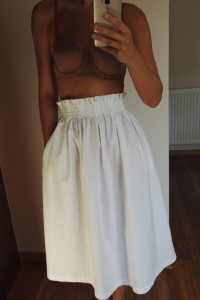 Biała spódnica Marc o Polo 36...