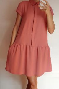 Nowa sukienka z kieszeniami Cynthia Rowley 34...