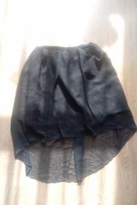 Nowa czarna spódniczka asymetryczna...