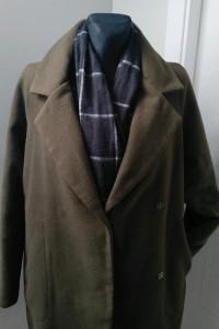 Płaszcz oversize...