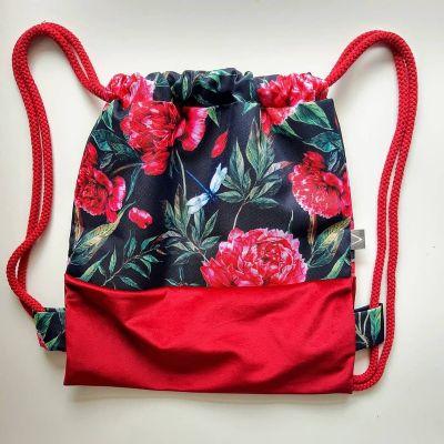 Plecaki Plecak Kwiaty