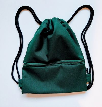 Plecaki Plecak Basic zielony