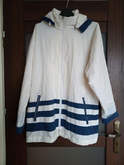 Odzież wierzchnia Biała kurtka Zaks