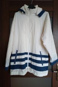 Biała kurtka Zaks...