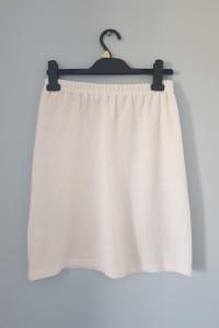 Sweterkowa spódnica