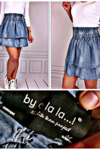 By o la la jeans m spodniczka