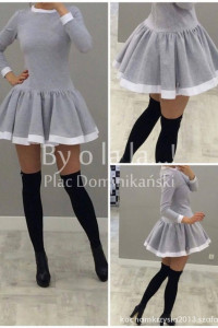 Sukienka by o la la s siwa