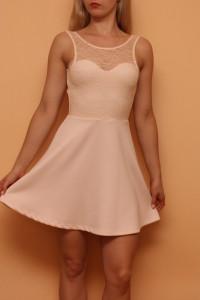 H&M Pudrowa Sukienka XS...