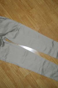 OBJECT beżowe spodnie roz 40...