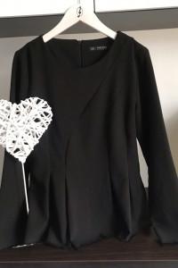 Zara Czarna Koszula M...