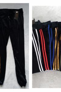 Spodnie welurowe...