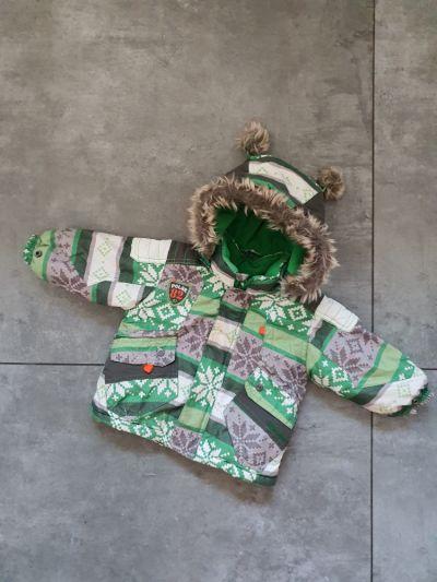 Kurtki Zimowa kurtka chłopięca 86