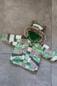 Zimowa kurtka chłopięca 86