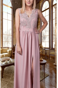 piekna balowa suknia...
