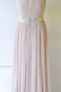 Suknia Sukienka Różowa NOWA Long XL 42 Sistaglam Kryształki
