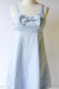 Sukienka NOWA Fashion Union M 38 Kokarda Niebieska