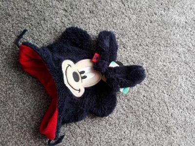 Czapki DISNEY Primark czapka i rękawiczki myszka miki