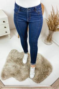 Granatowe spodnie rozmiar 38...