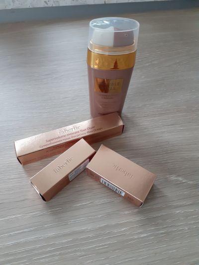 Zestawy Zestaw kosmetyków Faberlic