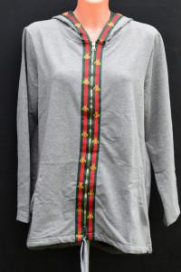 Szara bluza 3xl