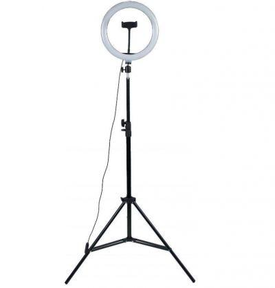 Pozostałe Lampa pierścieniowa LED RING 40W portretowa
