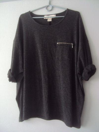 Bluzki sweterkowa bluzeczka oversize