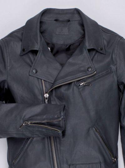 Kurtki i płaszcze ramoneska Nudie Jeans sixten punk jacket