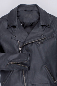 ramoneska Nudie Jeans sixten punk jacket...