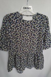 Bluzka kwiaty Zara S